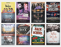 School of Rock Business Collateral
