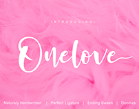 (Free Download) Onelove -Natural Handwritten-