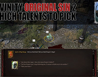 D:OS2 - Which Talents To Pick
