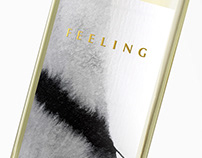 FEELING wine packaging concept