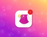 #dailyui App icon