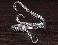 The Octopus Ring - CG