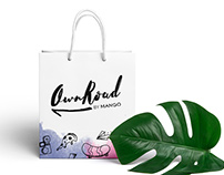 OWN ROAD BY MANGO (final degree project)