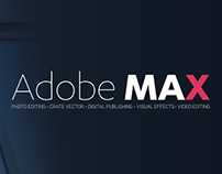 Adobe Max Prototype