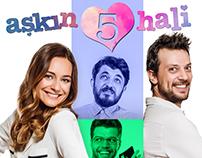 Aşkın Beş Hali Movie Poster
