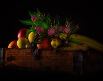 fruit and peony      www.voedsel-fotografie.nl