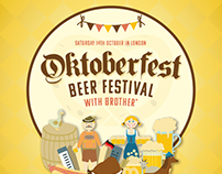 Brother Oktoberfest Promo Poster