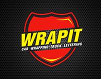 Brand Design - WRAPIT - Michel Guerrero