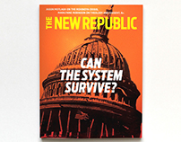 The New Republic Cover January/February 2018 issue