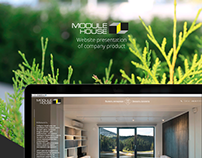 Module House Website