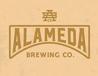 Alameda Brewing co. - Visual Identity