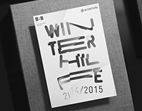 WINTERHILFE EXHIBITION POSTER