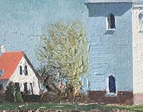 Denmark. Landscape