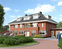 Park Krayenhof Uithoorn - UBA - Eigen Haard