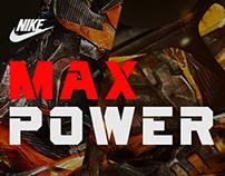 NIKE Max Power