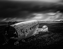 United States Navy Douglas Super DC-3 - ICELAND