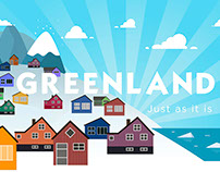 Greenland as it is