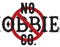 No Hobbies Co. Logo