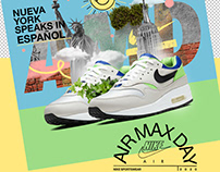 Nike AirMax Day Zine