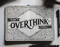 Overthink Things
