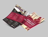 Promotional Flyer A5 two sides (2018 version)