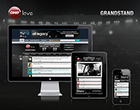TVNZ.co.nz — Grandstand