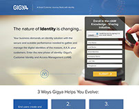 Gigya IT Awareness Campaign 2015