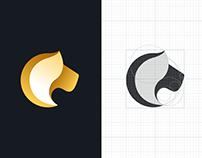 Minimal Logo Series- Lion