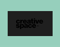 Creative Space Business Cards