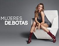 Mujeres De.Botas / Falabella