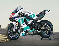 Yamaha R1 - Randy Pagaud - DG DESIGN