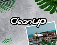 CleanUp - Nova proposta para linha masculina