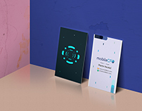 Mobile CF-Business card
