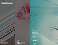 LTL new website concept