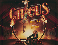 CIRCUS: Christina & Britney