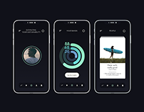 Blossom mobile app. Product thinking & design