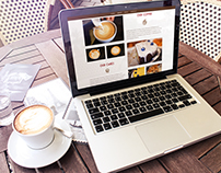 Coffee Room Website