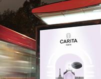 CARITA •• advertising