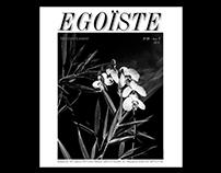Yves Saint Laurent - EGOÏSTE Magazine