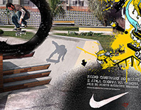 Nike Skateboarding Photo Contest