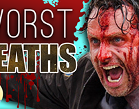 8 Terrible Deaths From The Walking Dead