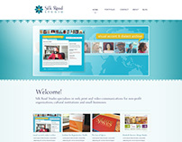 Silk Road Studio website