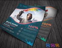 Viridx Business Flyer