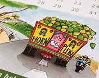 Mypol Calendars 2013-15