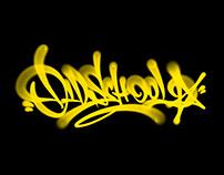 200 FATCAP GRAFFITI TAGS