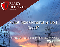 What Size Generator Do I Need? Figuring Out Your Emerge