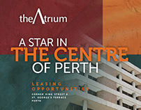 The Atrium :: Promotional Folder