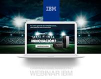 IBM / Webinar