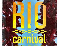 RIO Carnival 2016 — Poster