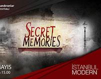 Secret Memories by Ersin KOZAN in Istanbul Modern